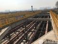 节后第一个工作日 南京长江五桥多个重点工程复工