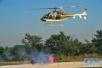 直升机深山救人:女生至今昏迷 无人机三次搜山找到她