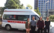 18小時生死救援:原本進行臨終關懷寶寶從重慶送到杭州救回