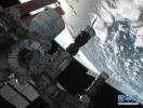 """俄""""联盟MS-08""""载人飞船从拜科努尔发射场点火升空"""