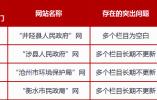 河北五政府网站整改!多人被问责!