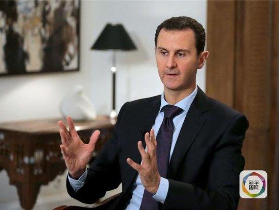 北京赛车赌单双诀窍:叙总统称美国主导的对叙军事打击说明西方图谋失败