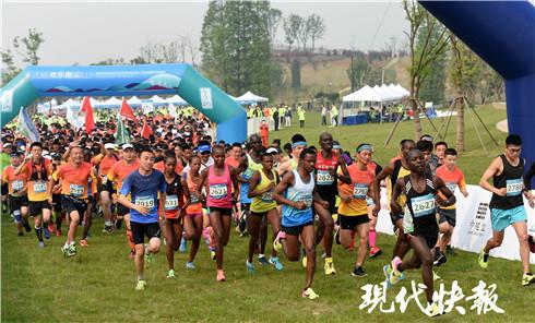 北京赛车赌单双诀窍:3500人畅跑醉氧老山,小伙跑完后现场求婚