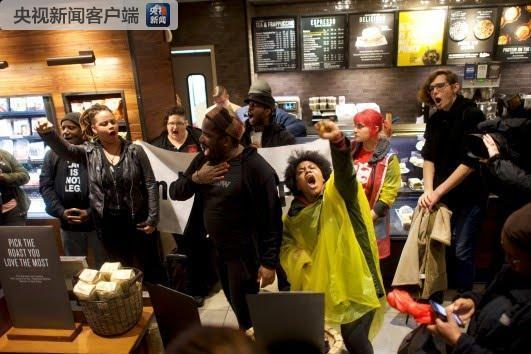 江苏快三推荐和值推荐:非裔男子在星巴克被捕风波:1美元和解 数千店培训
