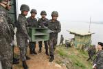 朝韩边境喊了55年的大喇叭全拆了!(组图)