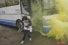 大巴公交起火后如何逃生?