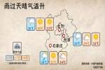 北方高温来袭 南方闷热升级 这些地区可能超40℃!