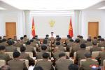 外媒:朝开会统一军方思想 向新战略发展路线看齐