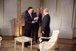 中央广播电视总台台长专访普京 都聊了什么?