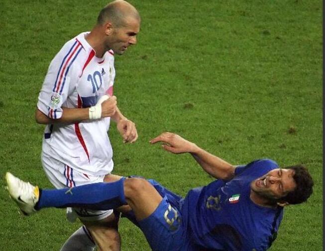 世界杯史上经典瞬间