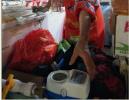 沈阳九路市场档口接个水表要价3000元 物业:谁来都没有用