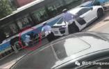 北京朝阳大悦城毒驾撞交警奥迪司机:吸了几次毒,那时候就是想跑