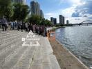 哈尔滨:道外江边发现一具女性浮尸 警方已介入调查