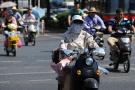 台风前脚走高温天又回来了,杭城未来7天将是35℃高温+