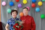 40年后重拍一张结婚照 见证杭州4对夫妇的爱情