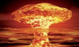 美国成功试爆世界上第一颗原子弹
