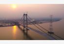 """巨型游戏周边活动巡航至南京 二桥惊现""""穿越火线运输船"""""""