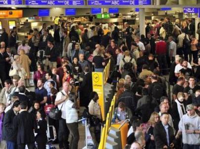 德国:安检出纰漏 法兰克福机场实施紧急疏散