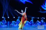 廊坊舞蹈原创作品首次出征华北五省市大赛