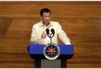 菲律宾通胀创新高 杜特尔特批特朗普:你收关税害的!