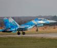 乌克兰一架战机坠毁