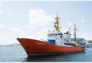 渤海海峡省际客船受大风影响全线停航 预计26日中午恢复通航