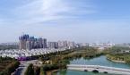 河南許昌:城水相依 風景迷人