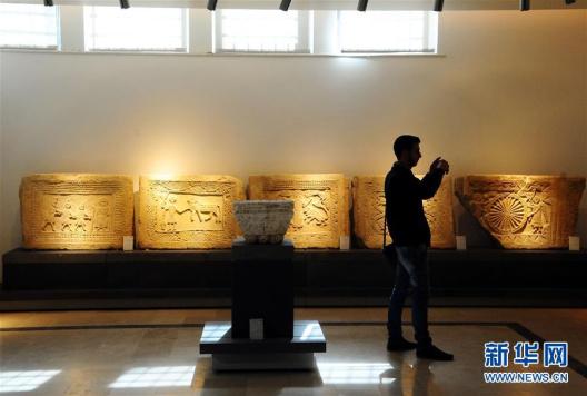 在關閉6年多後,敘利亞國家博物館于28日重新對公眾開放