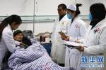 固安:百姓在家門口享受高端醫院專業服務