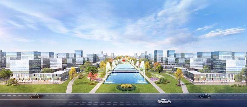 郑州航空港区三大设计方案方案公布 公开征集意见中