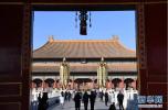 """""""天灯""""""""万寿灯""""时隔179年在故宫""""复活"""" 还原紫禁城过年盛况"""