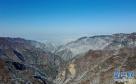 河南卢氏:雪后豫西 风景如画