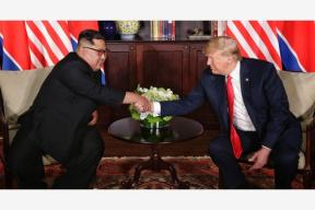 """第二次""""金特会""""或签署朝鲜战争终战宣言"""