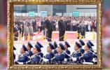金色相框|谱写中朝友谊新篇,维护半岛和平稳定