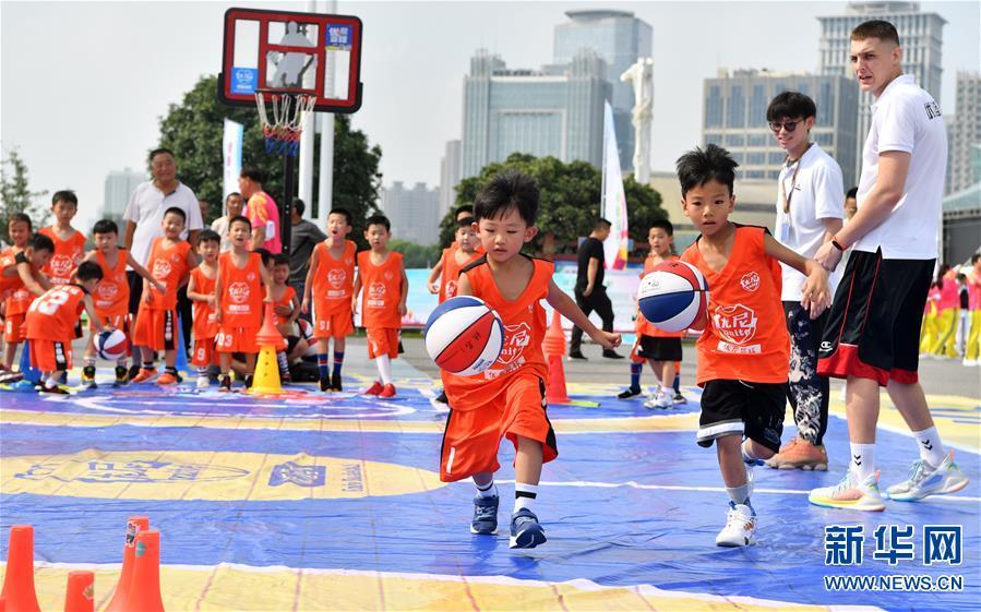 (体育)(2)全民健身——全民健身 你我同行