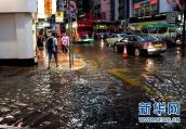 明天傍晚到夜里郑州或有中到大雨、局部暴雨 请注意防范