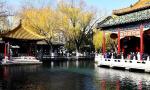 济南:冬日趵突泉