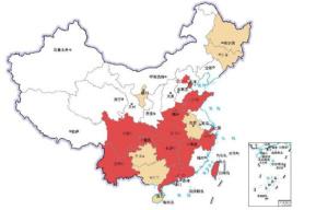 确诊324例!14省市出现新型冠状病毒肺炎确诊病例,死亡6例