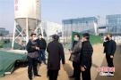 濮陽市示範區精準施策助力56個重大項目復工