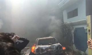 巴基斯坦一客机在卡拉奇坠毁 市长:机上107人无人生还