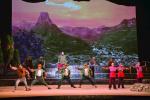 豫剧现代戏《大石岩》首场演出在鹤壁市艺术中心举行