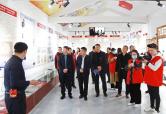 中央省市新闻媒体走进驻马店驿城区开展集中采访报道活动