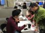 公司高管坐镇招聘台 南工大小伙10分钟达成就业协议