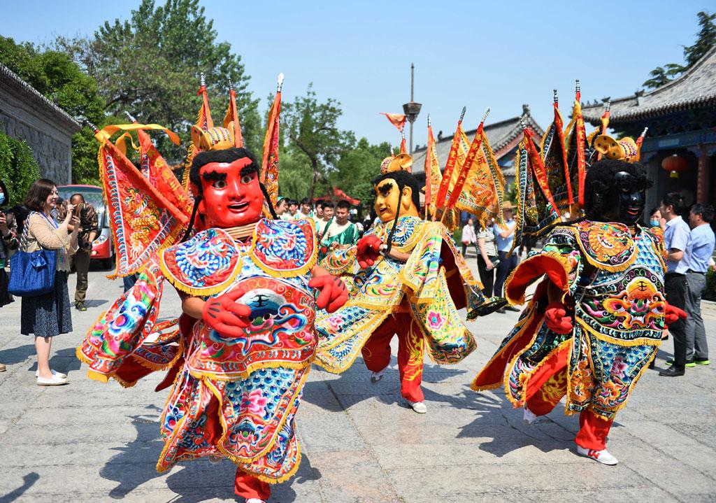 山东枣庄:首届中华端午文化节启动