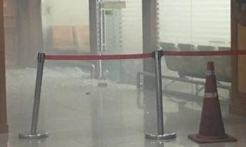 医院遭遇炸弹袭击