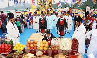 南韓端午祭開幕