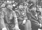 1949年开国领袖们难得一见的珍贵合影