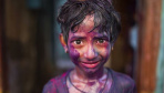 儿童节特刊:用天真对抗世界的苦难