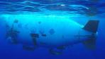 """""""蛟龙""""号进行今年马里亚纳海沟最后一潜"""