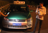 吓人丨丽水高速上一男子竟敢酒驾开出租车载人!